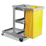 HOUSE CLEANING CART