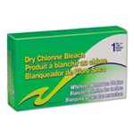 Laundry Detergent - Diversey Chlorine Powder Bleach Single Use 2oz Box - 100 Boxes per case
