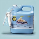 Diversey Snuggle® Fabric Softener - 2 Bottles per case