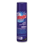 Glass Cleaner - Windex Aerosol 20oz. Can - 12 cans per case