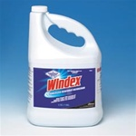 Glass Cleaner - Diversey Windex® Ready to Use Gallon - 4 gallons per case