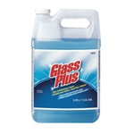 Glass Cleaner - Glass Plus Gallon - 4 gallons per case