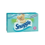 Snuggle Fabric Softner 120 Sheet Box - 6 Boxes per case