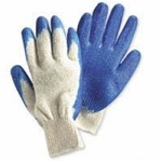 Blue Palm Dipped Gloves - One Dozen