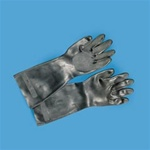 Galaxy Neoprene Flock-Lined Large Gloves - One Dozen