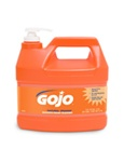 GOJO Orange Smooth Hand Cleaner    Case Pack-(4/1 gal. bottles per case)