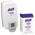 Purell Space Saver Combo Kit - 1 Dispenser and Refill