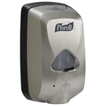 Soap Dispenser - Purell Brushed Metallic TFX 1200ml Dispenser  | 1ea
