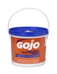 Wipes - Gojo Fast Wipes Hand Cleaning Towels 130 Count Bucket    | Sold as Case Pack-(4 Buckets)