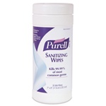 Wipes - Purell Sanitizing Wipes 35 Count Canister - 12 Canisters per case