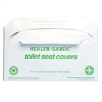 Health Gards Toilet Seat Covers (HOSGREEN5000)