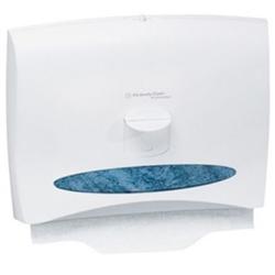 Toilet Seat Cover Dispenser White Kcc09505