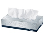 21400 KLEENEX® 100 Sheet Box Facial Tissue