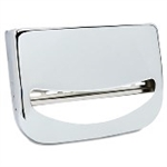 Krystal Toilet Seat Cover Dispensers Chrome