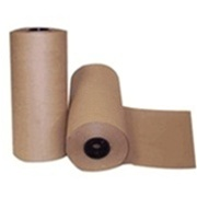 "36"" Kraft Roll, 40 Weight    