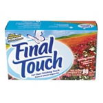 Phoenix Brands Final Touch® Fabric Softening Sheets - 6 Boxes per case
