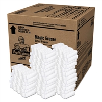 Photo showing carton of magic eraser