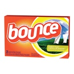 Procter & Gamble Bounce® Fabric Softener Sheets - 15 Boxes per case