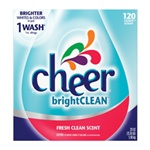 Laundry Detergent - Procter & Gamble ColorGuard® Cheer® Laundry Detergent - 2 Boxes per Case
