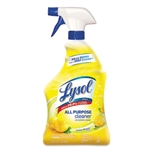 LYSOL ALL PURPOSE CLEANER (LEMON BREEZE SCENT)