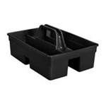 Rubbermaid 1880994 Executive Carry Caddy, Black