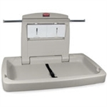 Rubbermaid 7818-88 Baby Changing Station Horizontal