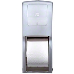 Tork Elevation High Capacity Bath Tissue Dispenser (White)