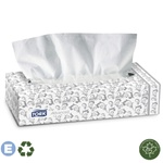 TF6810 Tork Advanced Facial Tissue 100 Sheet Flat Box - 30 Boxes per case