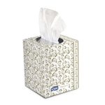 TF6910 Tork Advanced Facial Tissue 94 Sheet Cubed Box - 36 Boxes per case