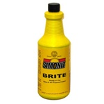 Glass Cleaner - Simoniz Brite 32oz Glass Cleaner  - 12 bottles per case