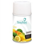 TimeMist® Metered Fragrance Dispenser Refill, Citrus, 6.6oz, Aerosol, 12/case