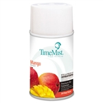 TIMEMIST® METERED FRAGRANCE DISPENSER REFILLS, MANGO, 6.6OZ, AEROSOL, 12/CARTON